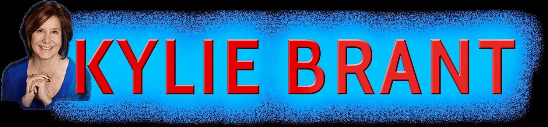 Kylie Brant — Logo