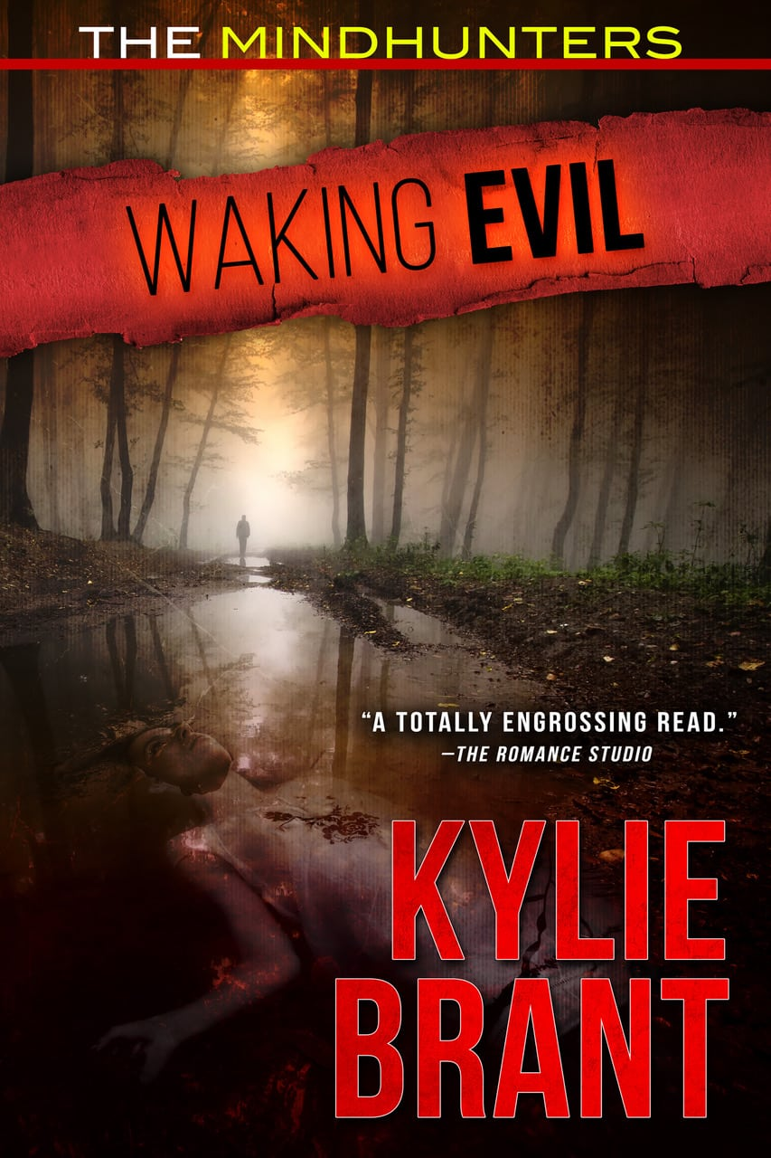 Waking Evil - Mindhunters by Kylie Brant